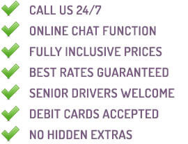 Car Hire Dumbarton