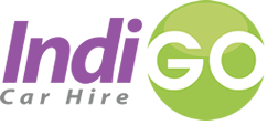 Indigo Car Hire Logo