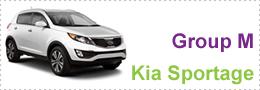 Kia Sportage Car Hire