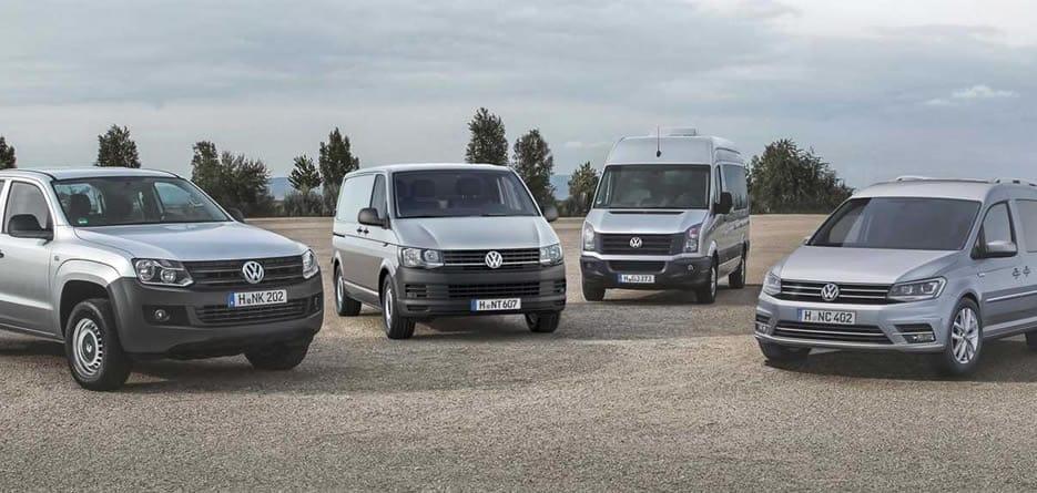 van hire range