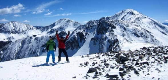 Top 5 ski locations in Europe