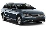 Car Hire Volkswagen Passat Stationwagon