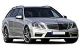 Car Hire Mercedes E Class Estate