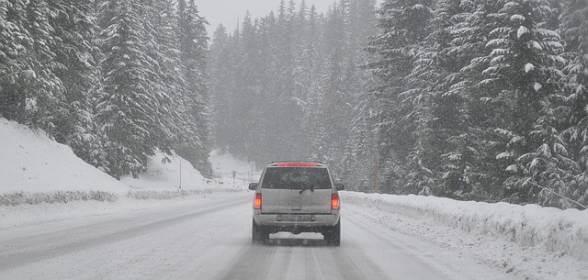 Winters Around The Corner – Drive Carefully