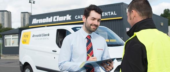 arnold clark car hire