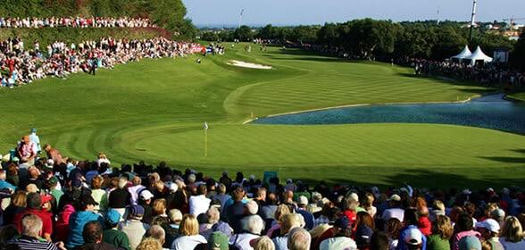 valderrama golf holidays in spain