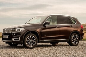 BMW X5 Car Hire