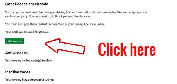 How Do I Get A DVLA Check Code For Car Rental? | Indigo Car Hire