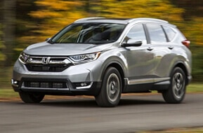 honda crv car hire