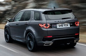 landrover discovery car hire