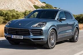 Porsche Cayenne Car hire