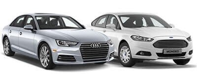 Large Car Hire UAE