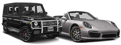 Luxury Car Hire UAE