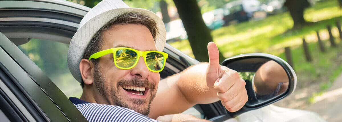 low deposit car hire