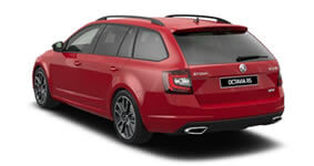 Skoda Octavia Estate Leasing
