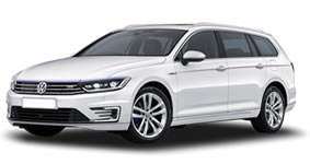 VW Passat Estate Leasing