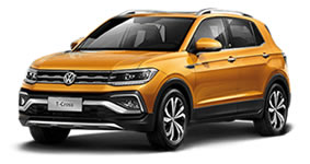 VW T-Cross Leasing