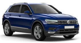 VW Tiguan Leasing