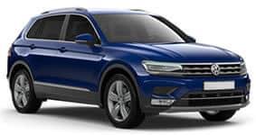 VW Tiguan Leasing