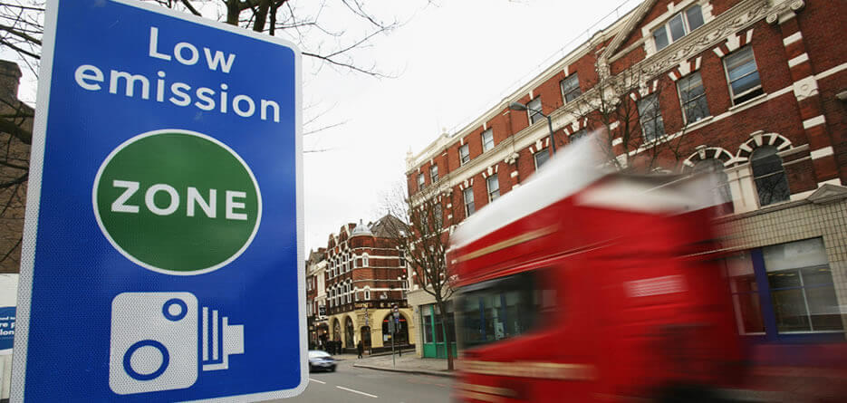 What is the Ultra Low Emission Zone