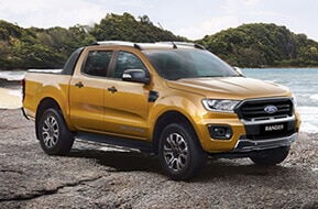 Ford Ranger Rental