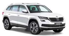 Skoda Kodiaq SUV Leasing