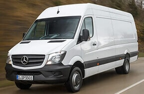 Mercedes Sprinter Rental