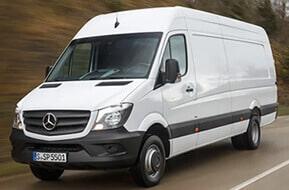 Mercedes Sprinter Rental