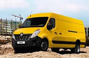 Renault Master Rental