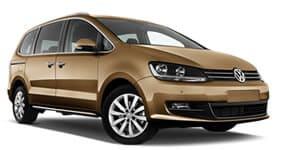VW Sharan 7 Seater Leasing