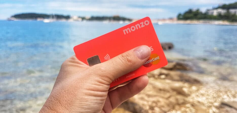Car Hire With A Monzo Card