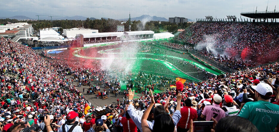 HOW TO GET TO THE F1 MEXICAN GRAND PRIX
