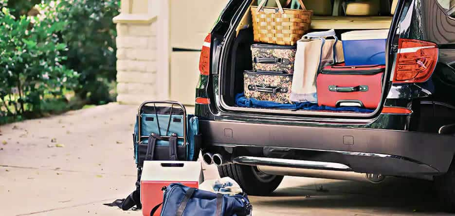 Is There A Baggage Allowance When Hiring A Car?
