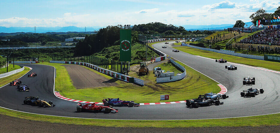 Travelling to Suzuka For The Japanese Grand Prix