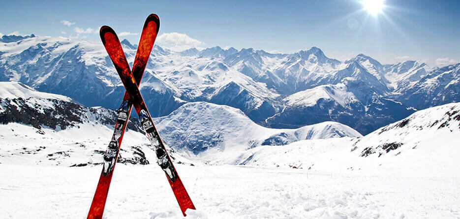 Top 5 Ski Locations In Europe