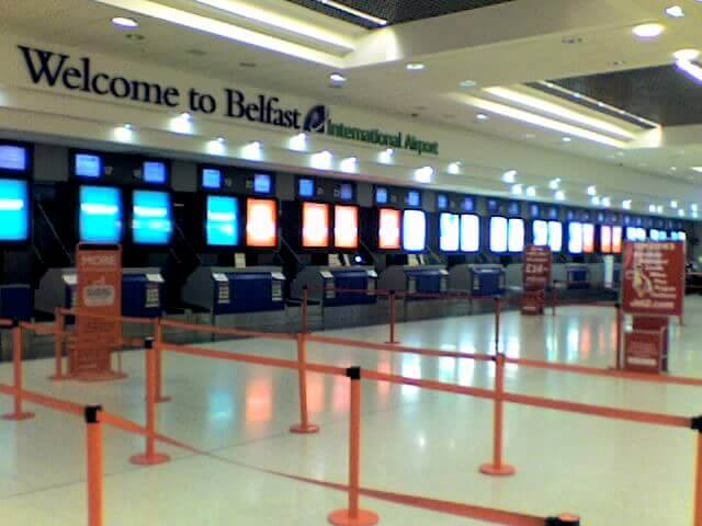 Car Hire Belfast Airport