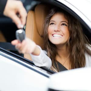 no surcharge for young drivers