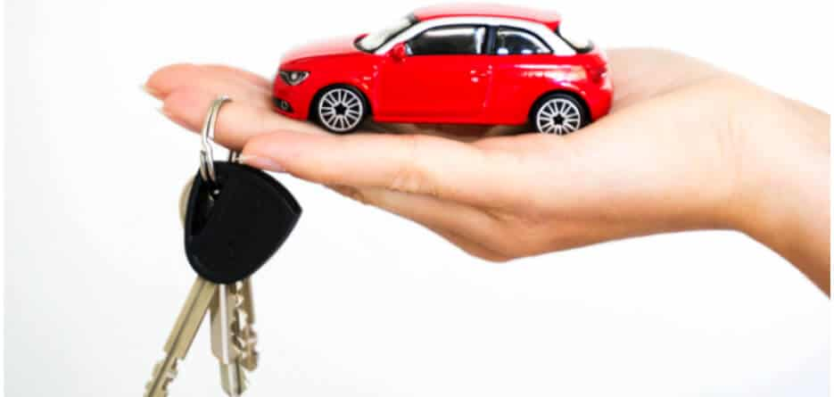 Can a car rental company track where you are