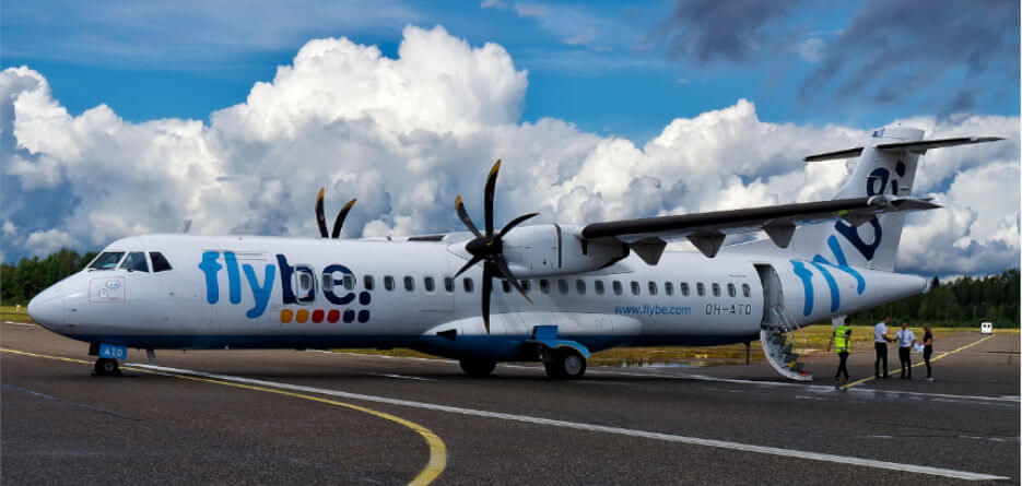 Flybe refunds and travel arrangements
