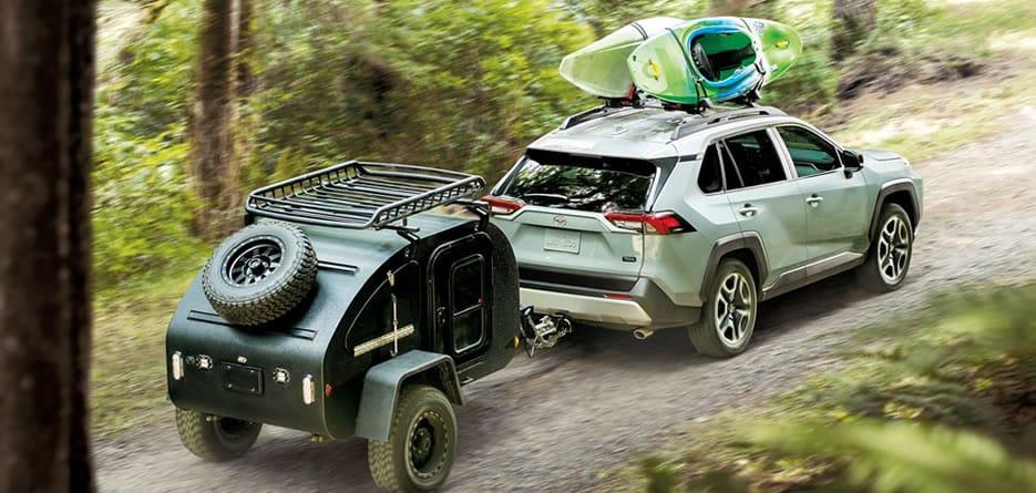 New Towing Vehicles On Fleet: Toyota Rav4