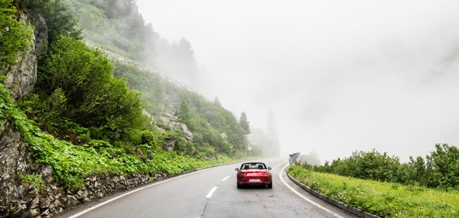 Switzerland Car and Van Hire with a Maestro Card