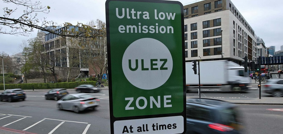 LONDON'S ULEZ IS EXPANDING & IT WILL AFFECT MILLIONS OF PEOPLE