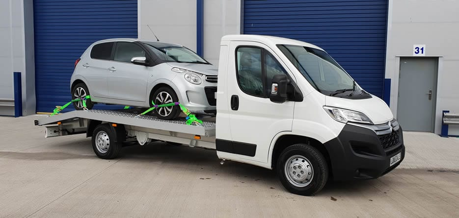 car transporter rental