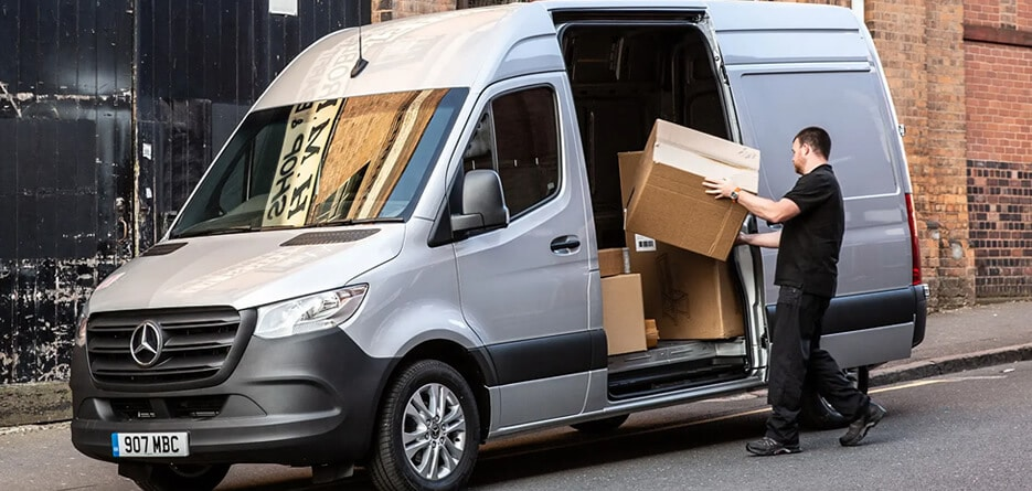 Van Leasing For Courier Drivers